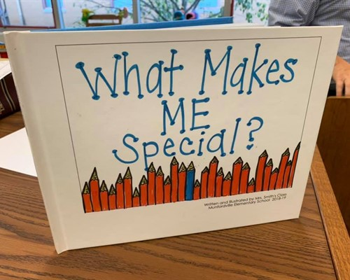 What makes me Special?
